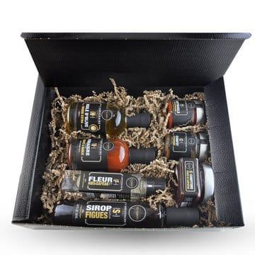 Coffret cadeau 7 produits de Provence