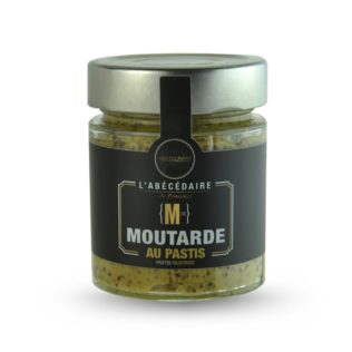 Moutarde au Pastis ABC Culinaire