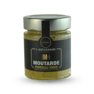 Moutarde Provençale Tomate ABC Culinaire