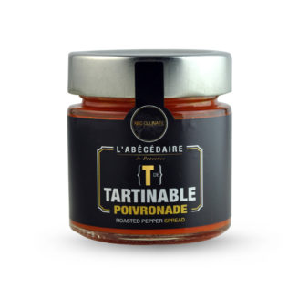 Tartinable poivronnade ABC Culinaire