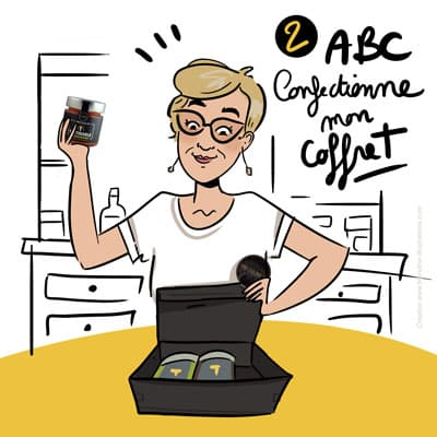 2 - ABC Culinaire confectionne mon coffret